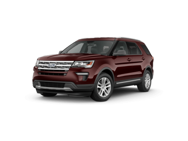 New 2019 Ford Explorer XLT SUV near Westminster